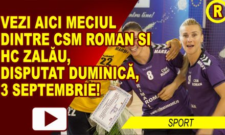 C.S.M. Roman – H.C. Zalau