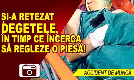 UN NOU ACCIDENT DE MUNCĂ LA ARCELOR MITTAL STEEL