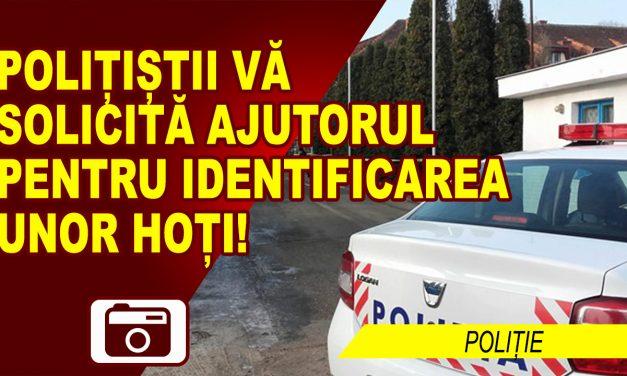 POLIȚIA VĂ CERE AJUTORUL!