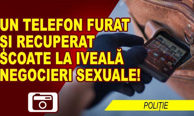 UN TELEFON FURAT, UN CRIMINAL ȘI MESAJE CU TENTĂ SEXUALĂ