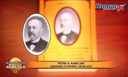 Petre S. Aurelian – Agronom, Economist, Om de stat