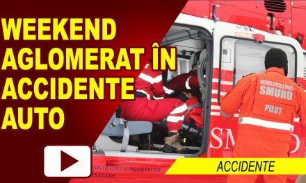 Weekendul accidentelor