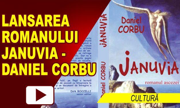 LANSARE DE CARTE – DANIEL CORBU – ROMANUL JANUVIA