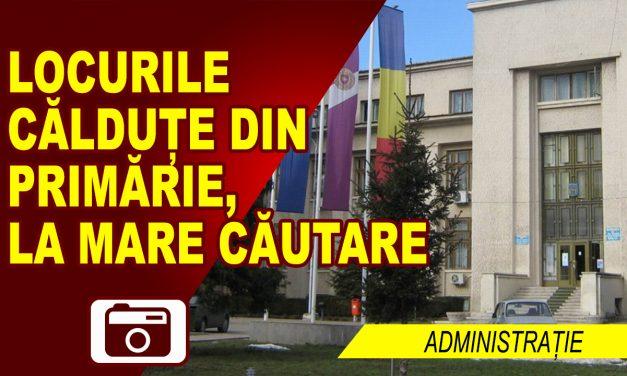 CONCURENȚĂ ACERBĂ PENTRU UN POST ÎN PRIMĂRIE