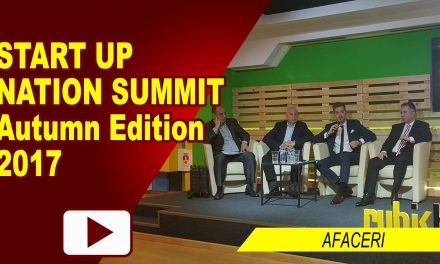 START UP NATION SUMMIT Autumn Edition 2017