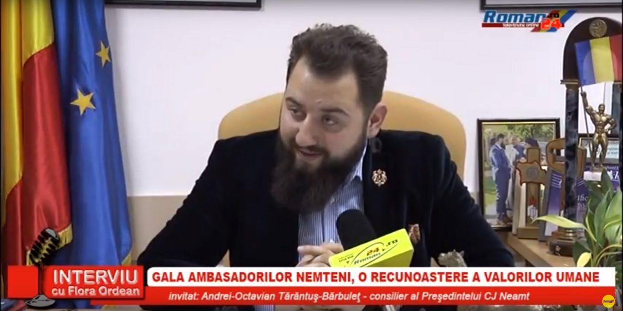 GALA AMBASADORILOR NEMTENI, O RECUNOASTERE A VALORILOR UMANE