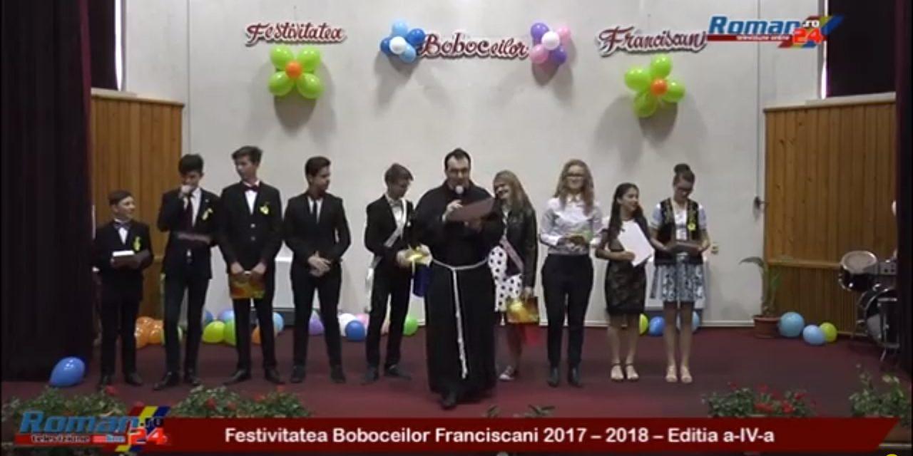 Festivitatea Boboceilor Franciscani 2017 – 2018 – Editia a-IV-a