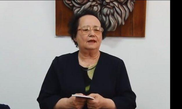 "82 de ani printre muritori, Minodora Ursachi – ""Ramas Bun, Romascanii Mei"""