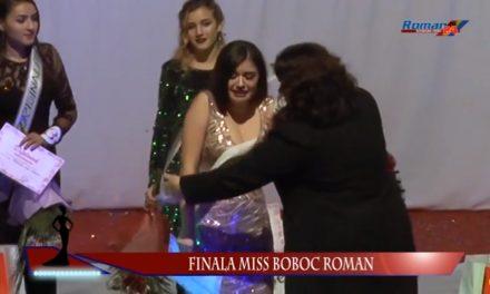 Finala Miss Boboc Roman – Editia 2017