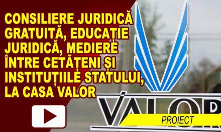Asociația VALOR și-a început, oficial, activitatea