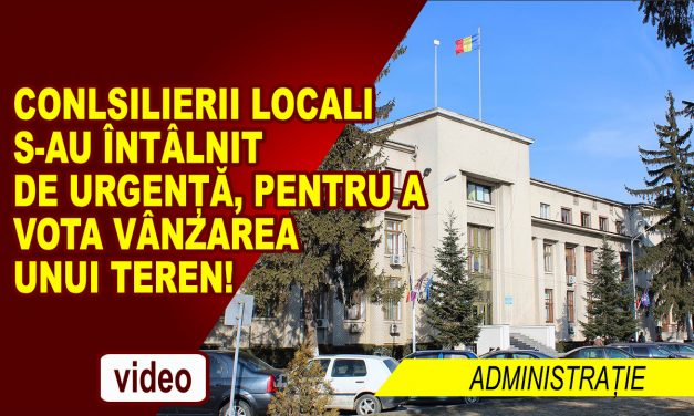 Sedinta de indata de Consiliu Local 28.12.2017