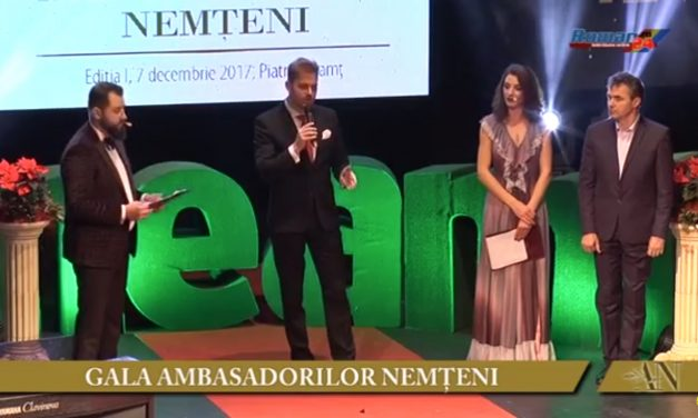 Gala Ambasadorilor Nemteni – Editia I – 2017