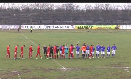 Fotbal – CSM Roman – Avantul Valea Marului