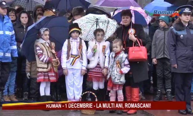 Roman – 1 Decembrie – La multi ani Romascani de pretutindeni