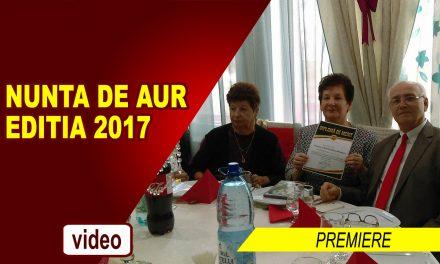 NUNTA DE AUR – EDITIA 2017