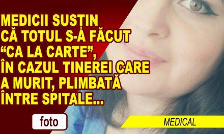 Medicii de la Roman susțin că acuzațiile de malpraxis în cazul gravidei moarte la Iași sînt nefondate
