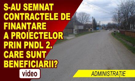 SEMNAREA CONTRACTELOR PNDL II LA NEAMT