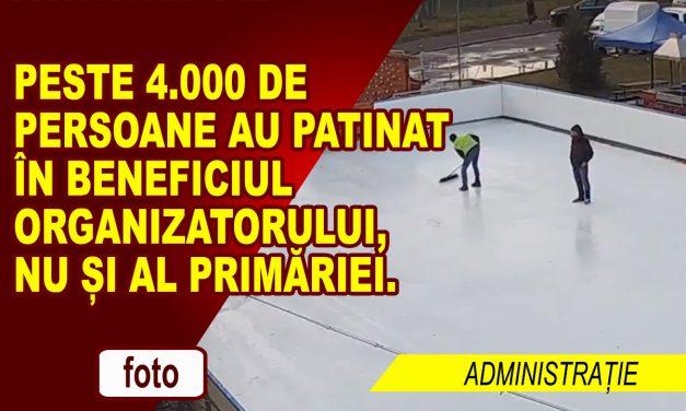 BENEFICII DIN PATINOAR DOAR PENTRU ORGANIZATORUL DE EVENIMENTE