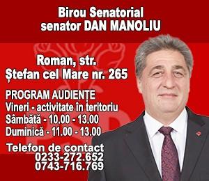 Birou Senatorial Dan Manoliu