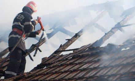 """Weekend incendiar""  la coșurile de fum din Neamt"
