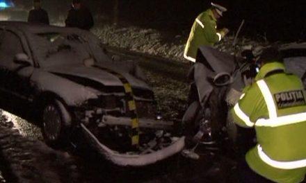 Accident cu 3 victime la iesirea din Girov spre Roman