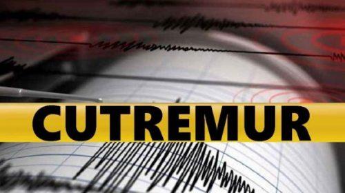 Cutremur în Neamț la 15 Km de Roman, astăzi 8 august 2020