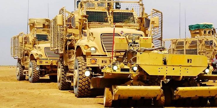 8 militari răniți în Afganistan