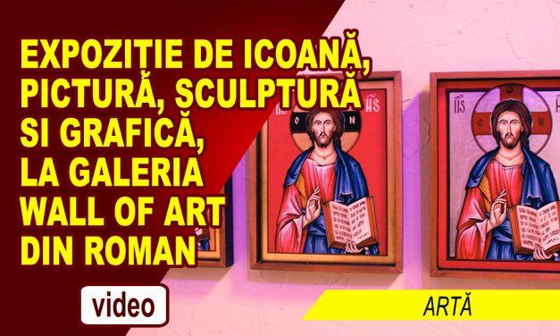 """GALERIA WALL OF ART A PREZENTAT EXPOZITIA """"MAI APROAPE DE DUMNEZEU"""""""