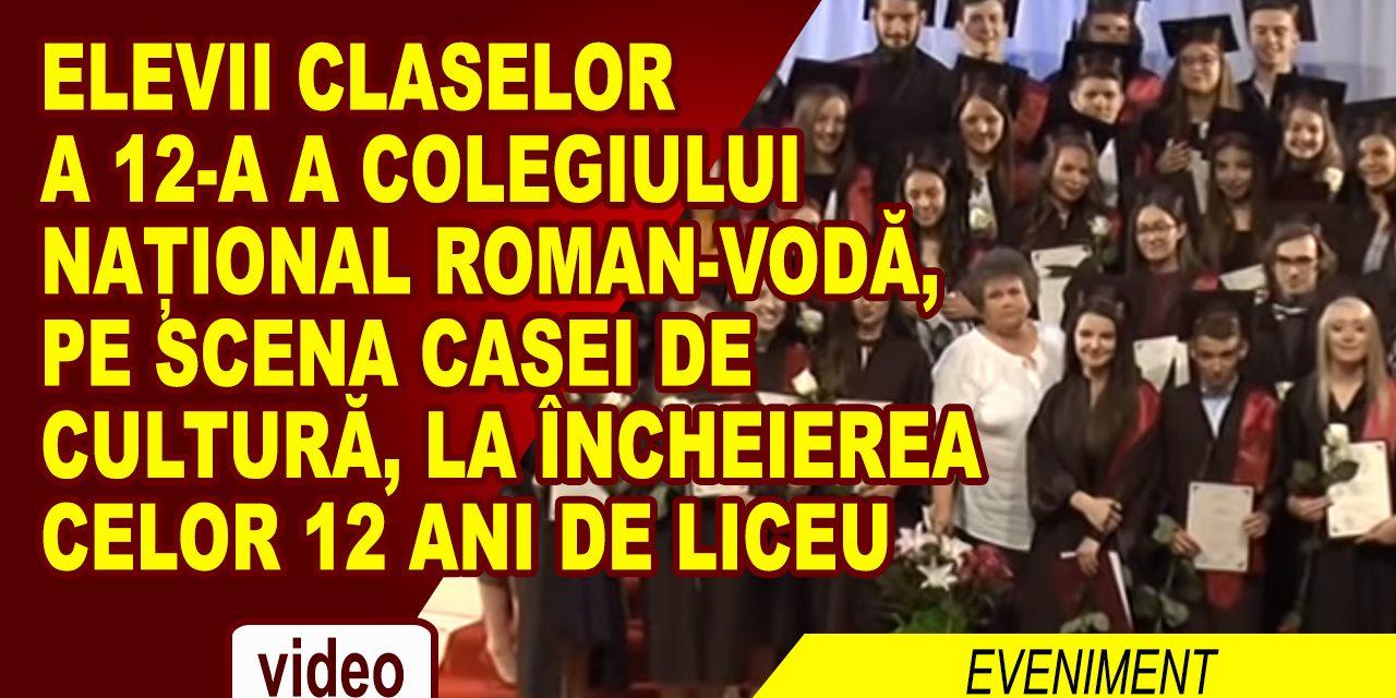 CURS FESTIV AL COLEGIULUI NAȚIONAL ROMAN-VODĂ