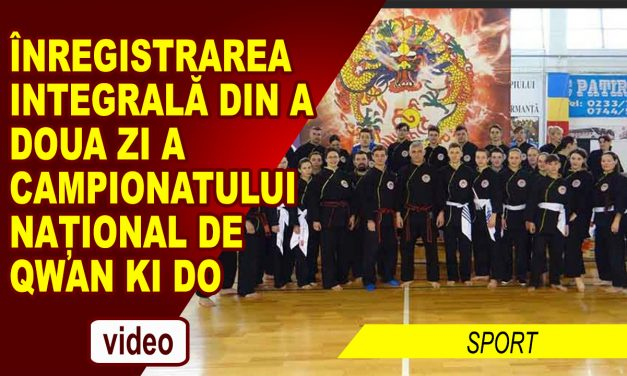 Campionat National de QWAN KI DO Juniori si Seniori – Ziua II