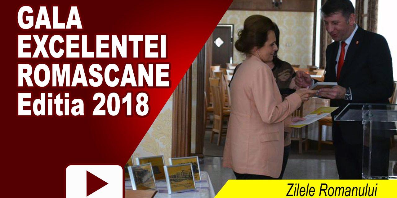 GALA EXCELENTEI ROMASCANE – Editia 2018