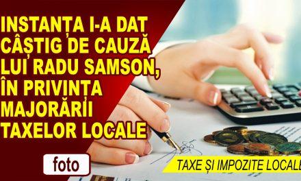 USR Roman a obținut în (primă) instanță micșorarea taxelor și impozitelor romașcanilor