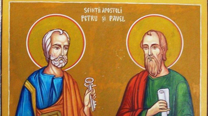 Sfinţii Petru şi Pavel – Tradiţii şi obiceiuri, în 29 iunie