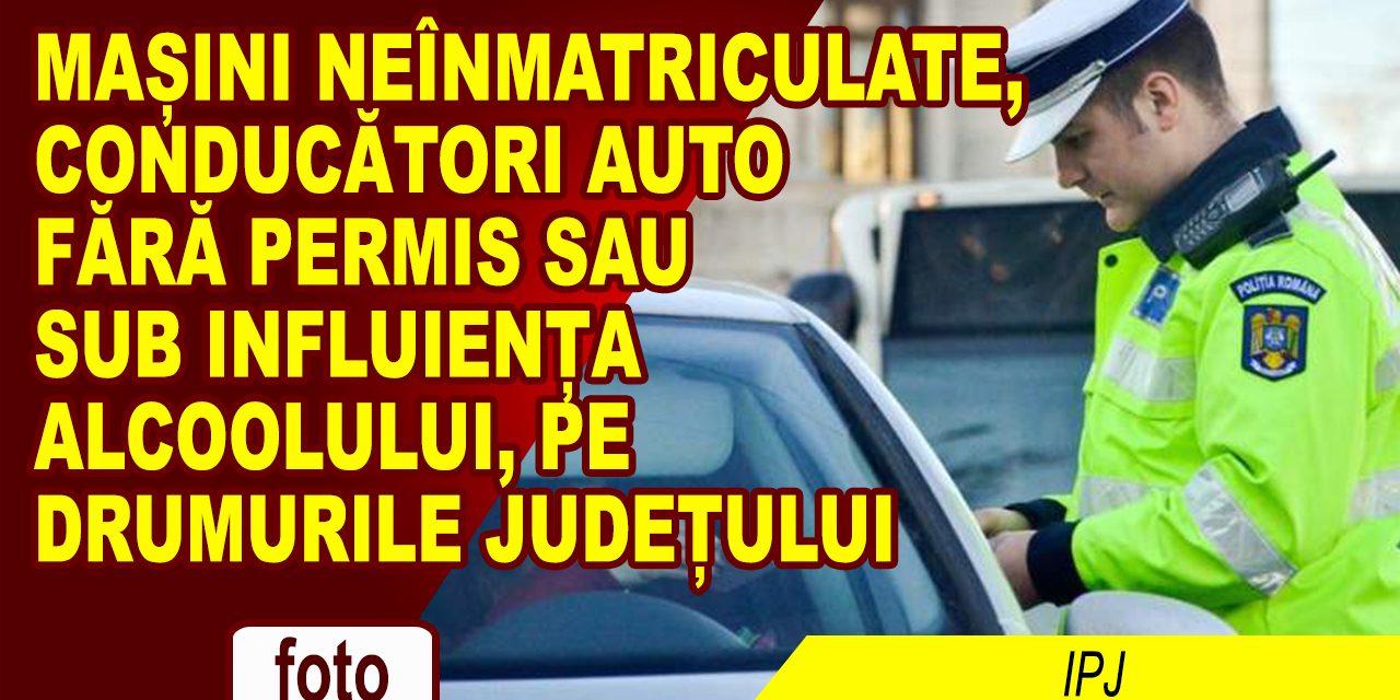 PE DRUMURILE JUDEȚULUI, FIECARE FACE CE VREA