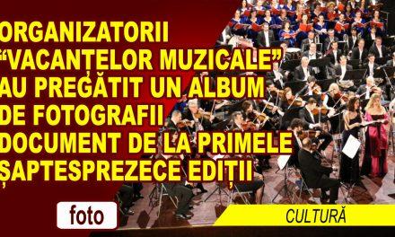 "ALBUM FOTO DOCUMENT AL ""VACANȚELOR"""