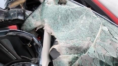 Accident grav: cinci victime. Șoferul român, epuizat, venea din Italia si a adormit la volan cu câţiva kilometri înainte să ajungă acasă