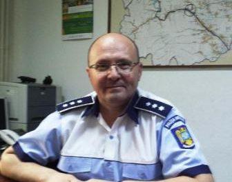 Comisarul șef Mihai Mavriș, nou șef al Poliției Rutiere Neamț