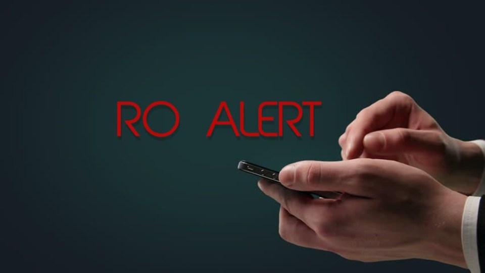 A fost lansat site-ul pentru situații de urgență Ro-Alert