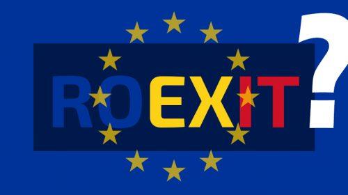 NU EUROPA E VINOVATĂ CĂ SUNTEM (CONDUȘI DE) INCOMPETENȚI! – editorial