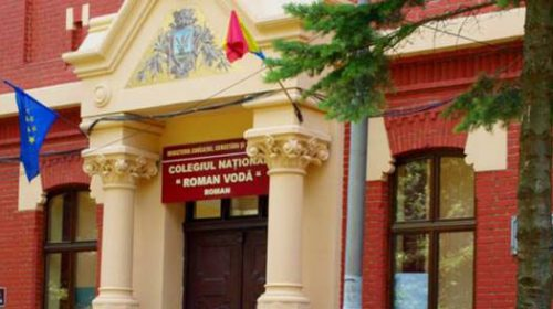 "Primarul Lucian Micu le-a vorbit elevilor de la CNRV, la ""Ora de administrație publică locală"""