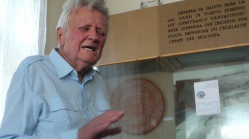 Astăzi s-a stins din viață inginerul Valerian Boțoc