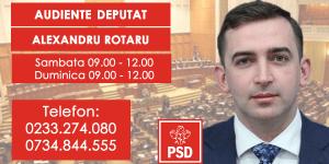Cabinet Parlamentar Alexandru Rotaru