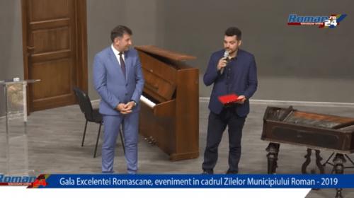 (Video) Gala Excelentei Romascane – eveniment in cadrul Zilelor Municipiului Roman – 2019