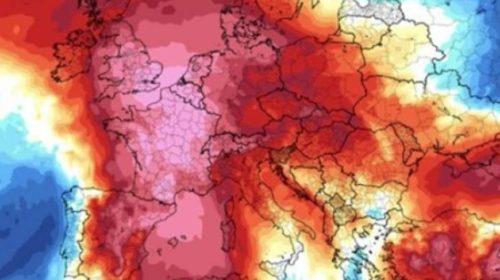 """COD VIOLET DE CANICULĂ. Avertisment fără precedent al meteorologilor. """"Căldura va fi insuportabilă"""""""