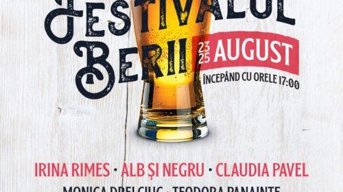 Programul Festivalului Berii la Roman Value Centre