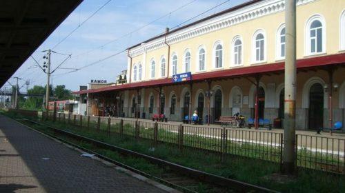 Stațiile CFR din Piatra Neamț, Roman și Roznov luate la puricat de polițiști