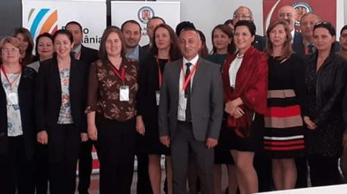 """Primăria municipiului Roman a obținut locul al III-lea la secțiunea """"Abordări manageriale pentru eficiență și eficacitate"""""""
