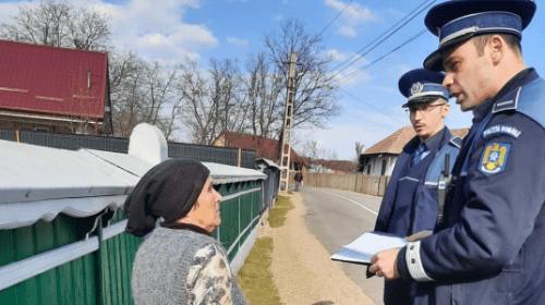 SIGURANȚA CETĂȚEANULUI, PRIORITATE A POLIȚIȘTILOR NEMȚENI