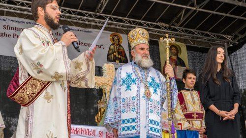 IPS Părinte Ioachim a sfințit un nou lăcaș de cult în comuna Dulceşti