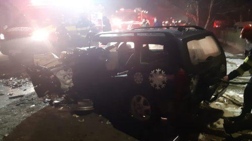 Accident cu victime astă noapte în Neamț